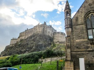 Edinburgh is a Literature Lover's Paradise