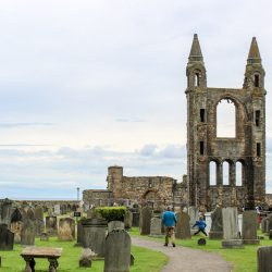 visit St Andrews from Edinburgh
