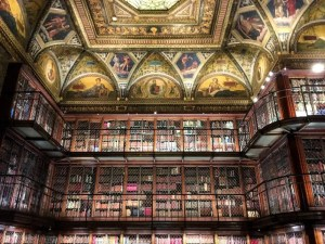 Wow! What A Beautiful Library: Visit The Morgan Library and Museum