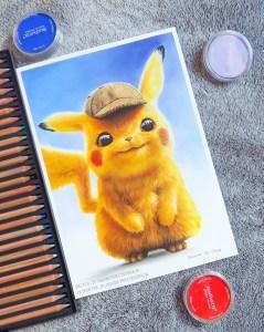 Pikachu realistic Pokemon
