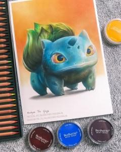 Bulbasaur realistic Pokemon