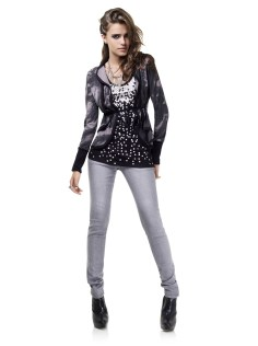 Renata Sozzi at Index Jeans Winter 2010 LookBook
