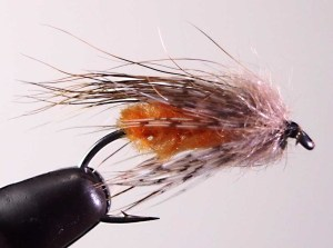 Fuzzy Caddis (Furly Body type)