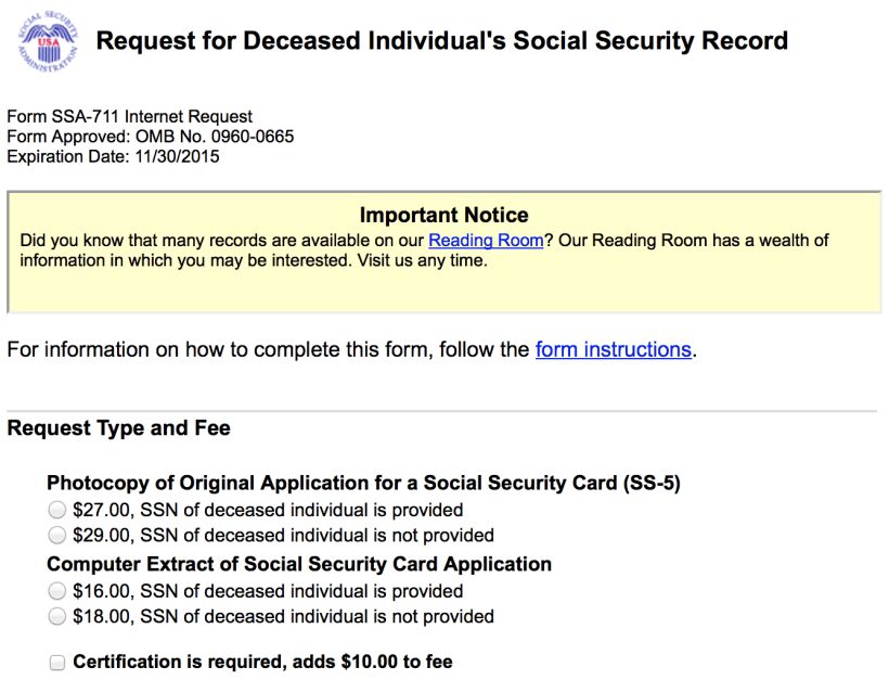 Application For A Social Security Card Form Ss 5 Cardss