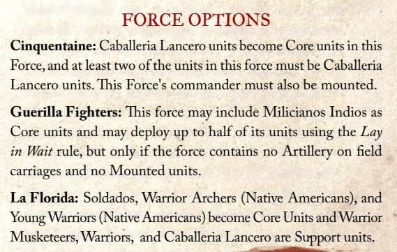 Force options spanish militia.JPG
