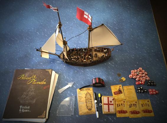 starter ship