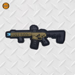 AR15 half-Tan patch