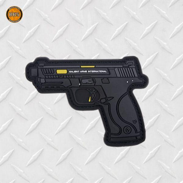 M&P pistol patch