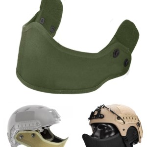 Helmet Faceprotection - Olive Drab Emerson
