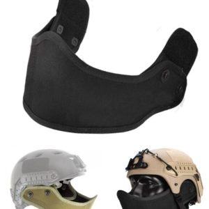 Helmet Faceprotection - Black Emerson