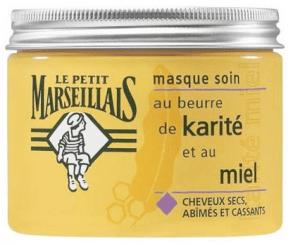 masque le petit marseillais au miel et au beurre de karit blood is the new black. Black Bedroom Furniture Sets. Home Design Ideas