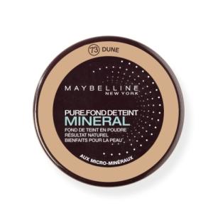 Pure fond de teint mineral Gemey Maybelline