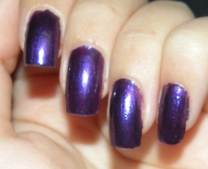 Vernis meltdown urban decay