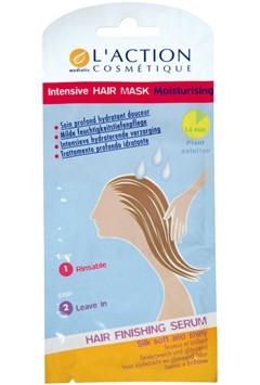 masque hydratant laction cosmetique