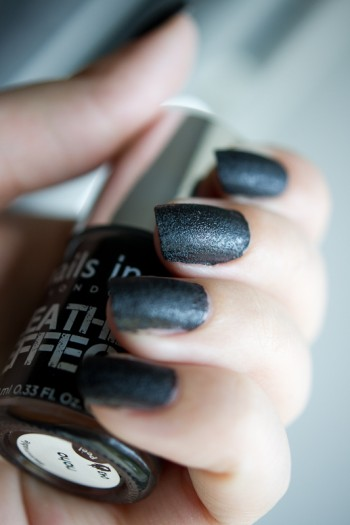 vernis leather effect nails inc