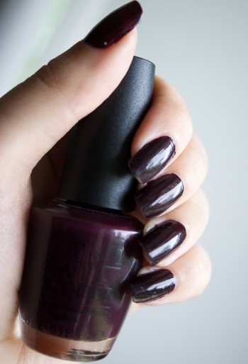 vernis william tell me about opi
