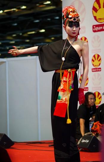 kimono revisité