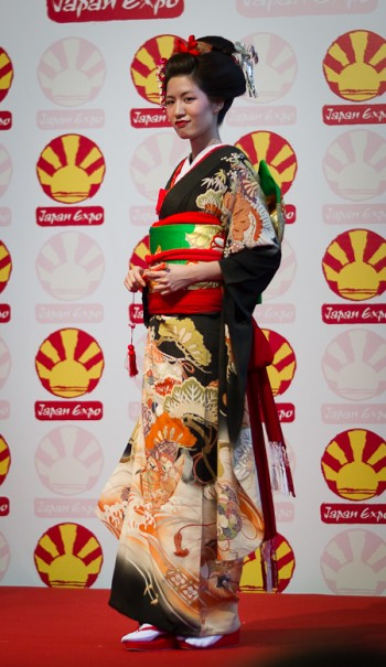 kimono mariage japon