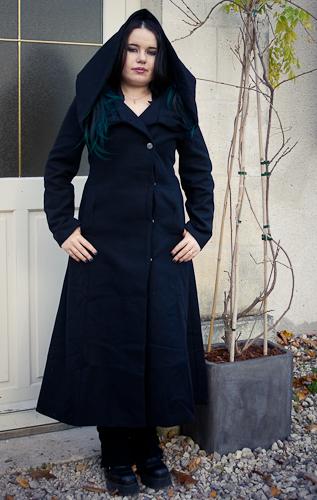 manteau gothicana