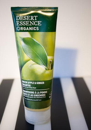 shampoing desert essence