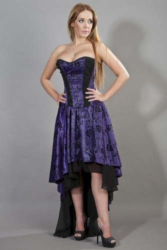 valerie_dress_-_purple_satin_flock