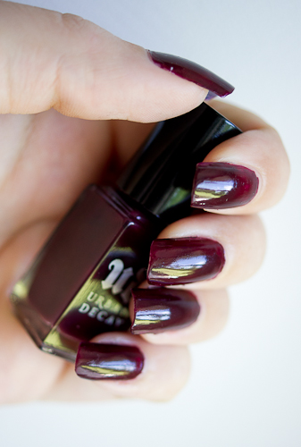 vernis wrecked urban decay