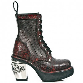 bottines-femmes-vintage-flower-rouges-m8363-c9