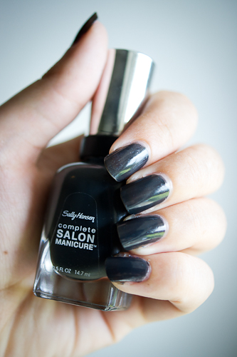 licorice sally hansen