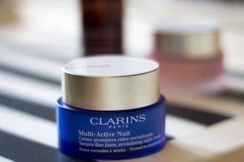 clarins routine soin-5