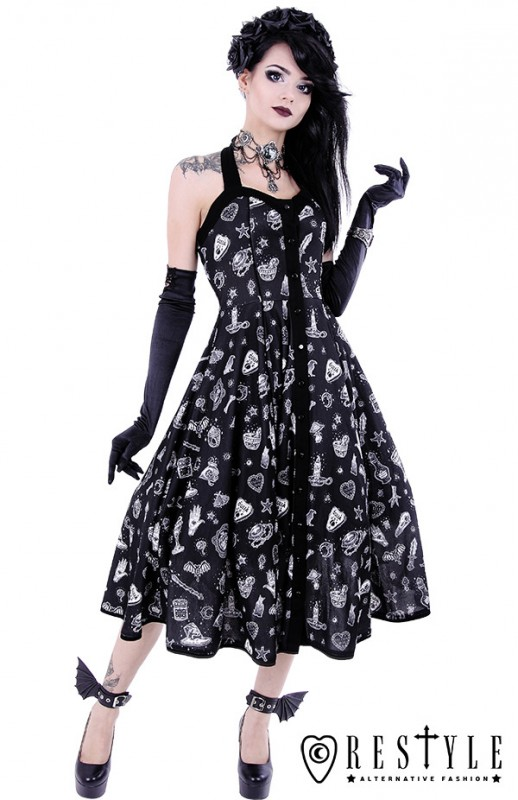 eng_pl_witchy-dress-nugoth-black-dress-with-magic-print-50-style-retro-skirt-1601_1