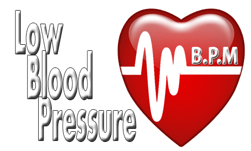 What Causes Low Blood Pressure ?