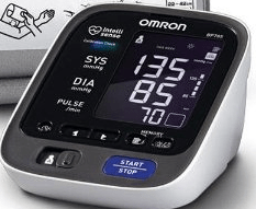 About Omron bp785