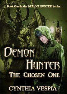 Demon Hunter is a horror fiction by Cynthia Vespia