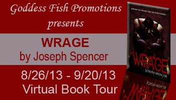 crime fiction by Joseph Spencer