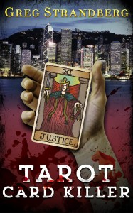 Tarot Card Killer features mystery and intrique.