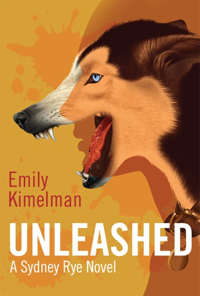 UNLEASHED is the first book in Emily Kimelman's best selling Sydney Rye series of mysteries.