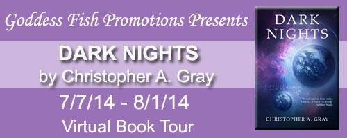 Dark Nights Tour Banner