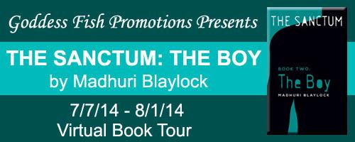 Blog Tour surrounding Inner Sanctum: The Boy by Madhuri Blaylock