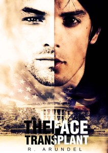R. Arundel, author of Face Transplant, seasons his tales with suspense.