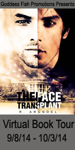 The Face Transplant features suspense and intrigue.