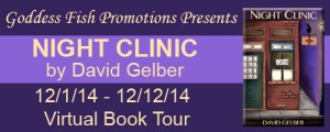 Night Clinic was written by David Gelber