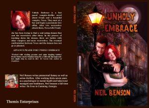 Vampire tale by Neil Bensen