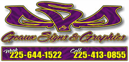 Geaux Signs & Graphics