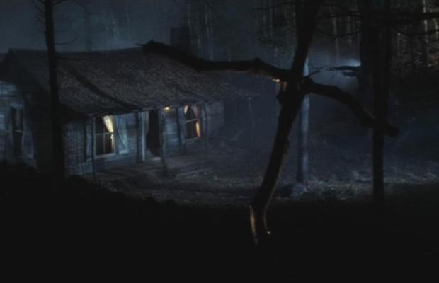 The Evil Dead Cabin 1981