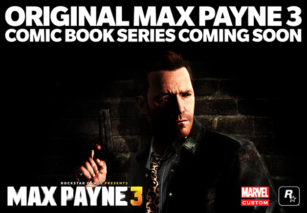 Marvel And Rockstar Games Team Up For 'Max Payne' 3 - Bloody