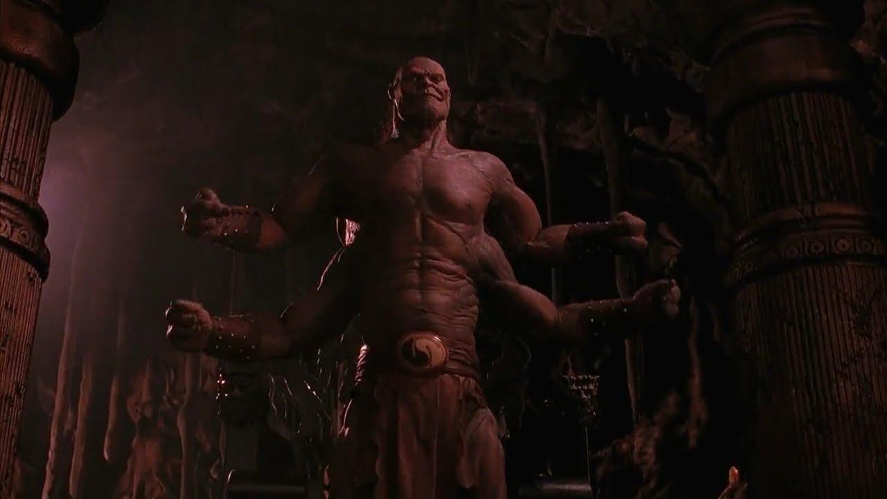 Random Cool Watch Mortal Kombat S 1995 Goro Come To Live Via