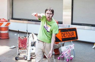 Detour Zombie