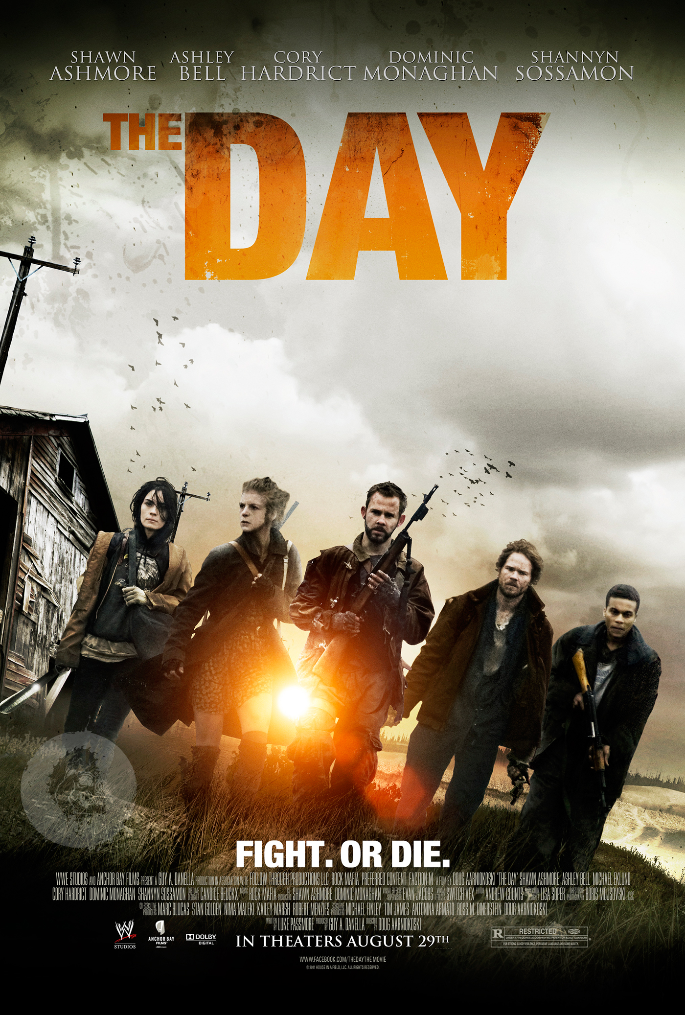 The Day Fight Or Die