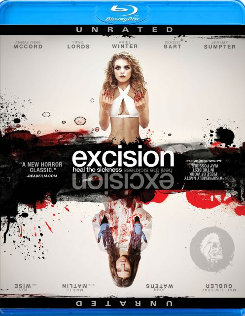 Excision-Bluray