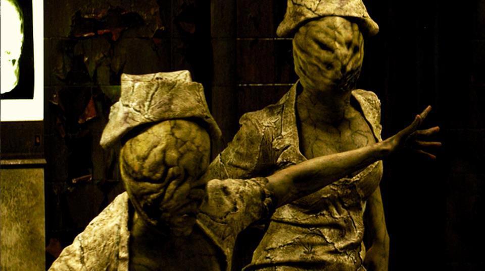 silent hill 2 movie mannequin